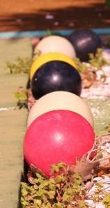 Bocce Balls, Inspiration